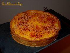 La tarte à l'orange de Veb3