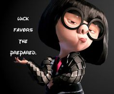 """""""I never look back, darling. It distracts from the now."""" -Edna Mode One of the best quotes ever! (Disney and Pixar) Edna Mode, Citations Film, Be My Hero, Disney Movie Quotes, Disney Movies, Disney Stuff, Pixar Quotes, Disney Sayings, Disney Cartoons"""