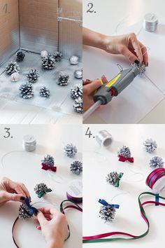 Xmas Decorations, Christmas Diy, Christmas Crafts, Diy Crafts, Handmade, Gifts, Home Decor, School, Paper