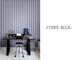 No.JBF1012『stripe(BLUE) ストライプ(ブルー)』