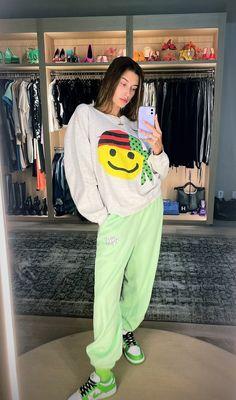 Gigi Hadid, Bella Hadid, Cute Comfy Outfits, Trendy Outfits, Fashion Outfits, Lazy Outfits, Indie Outfits, Kylie Jenner, Kendall