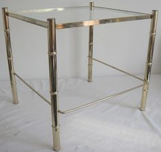Famous Turtle's Treasures LLC. - Vtg Hollywood Regency faux bamboo replacement nesting table display shelf decor, $49.99 (http://www.famousturtletreasures.com/vtg-hollywood-regency-faux-bamboo-replacement-nesting-table-display-shelf-decor/)