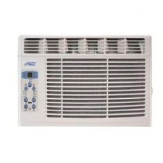 Arctic King 8,000 BTU Air Conditioner. 8K Cool Only Window AC, 115V, CEER=11.2, Cool up to 350 Sq. Ft. Multi-Speed Fan - 3 fan speed on cool / fan, to let the user control the temperature and fan speed for most comfortable status;Auto Restart that No need to operate when power is failure and restored - effortless; Automatic 24-hour on/off timer, easily for customer to set air conditioner working time frame.