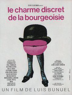 EL DISCRETO ENCANTO DE LA BURGUESIA (1972)