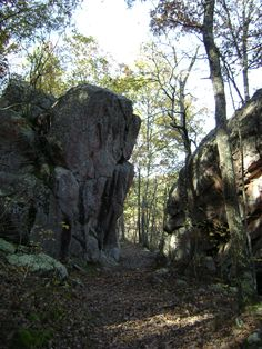 Mina Sauk Waterfall & Taum Sauk Section of Ozark Trail in| Missouri State Parks