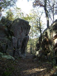 Taum Sauk Trail: 35 Miles on Ozark Trail