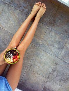 My leg inspiration.
