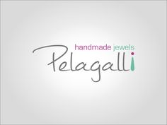 Logo Design: Pelagalli Handmade Jewels