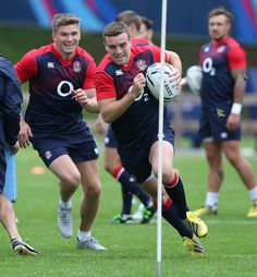 Owen Farrell Photos - Zimbio