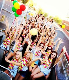 bid day #alphagammadelta #ensyd #ensydsisterhood