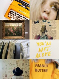 INFP, Hufflepuff, Taurus - requested by anon