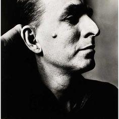 Ingmar Bergman by Irving Penn