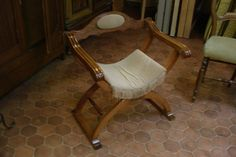 Sessel bei HIOB Worblaufen  #Schnäppchen #Trouvaille