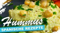 Hummus-Creme - Rezept von Um Die Welt Kochen Hummus, Risotto, Grains, Rice, Ethnic Recipes, Food, Cooking, Spanish Recipes, Chickpeas