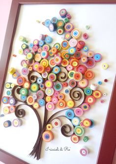 Quilling Work, Quilling Paper Craft, Quilling Ideas, Quilling Patterns, Quilling Designs, Paper Crafts, Homeschool Coop, Origami, Quilling Techniques
