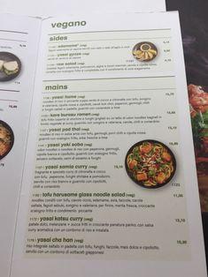 Wagamama Milano Wagamama, Citronella, Tofu, Noodles, City, Vegan, Macaroni, Cities, Noodle