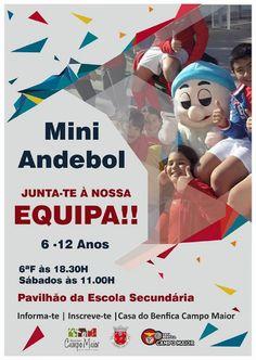 Campomaiornews: Formação em Andebol da Casa do Benfica de Campo Ma...