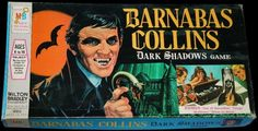 vintage baord games | BARNABAS COLLINS - DARK SHADOWS Vintage TV Show Toys and Collectibles