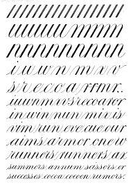 Calligraphy Alphabet Practice Sheets Pdf alphabet