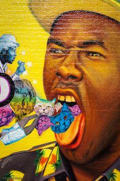 tyler grafitti