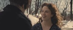 Jessica Brown Findlay in the film 'Winter's Tale' (2014)