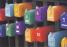 Art Unlimited: Mailboxes