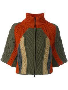 I'M ISOLA MARRAS Cropped Jacket. #imisolamarras #cloth #jacket