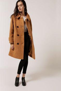 Fenn Coat by Ganni for Sale at Azalea