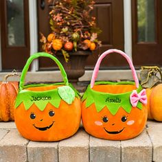 The Personalized Trick Or Treat Bag3