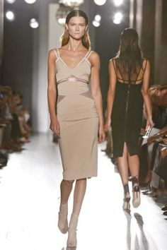 Victoria Beckham Spring Summer Ready To Wear 2013 New York
