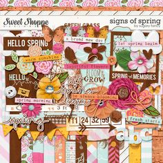 Signs of Spring by Sugary Fancy