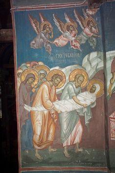 BLAGO | BLAGO : Decani : 61 Entombent of Christ