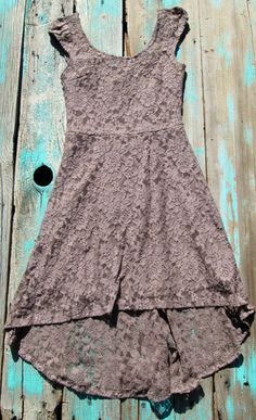 This dress would be cute with cowboy boots and a jean jacket :)