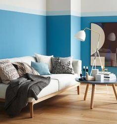 Farbe Pool schöner Wohnen, darüber Frabe Frozen schöner wohnen- für den flur?