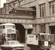 Pearse Street Station Dublin - previously Westland Row Station Ireland Pictures, Images Of Ireland, Old Pictures, Old Photos, Dublin Street, Dublin City, Old Irish, Ireland Homes, Dublin Ireland