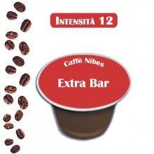 #100 #Capsule #compatibili #Nespresso #miscela #ExtraBar - Caffè Nibes - visita il negozio per acquistare gli altri gusti: miscela bar, miscela cremaroma, ristretto, decaffeinato.