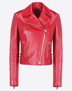 valentino moto jacket