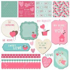 Resultado de imagen para papel decorativo para imprimir rojo san valentin                                                                                                                                                                                 Más