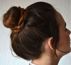 Server Hair Ideas | A roundup of the 25 best easy updos, all of them are no fail, we promise!