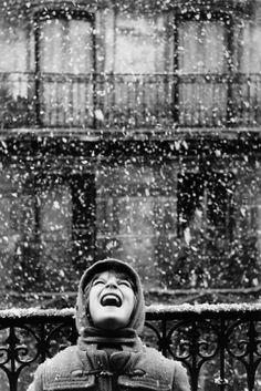 Edouard Boubat - Florence, Paris 1959