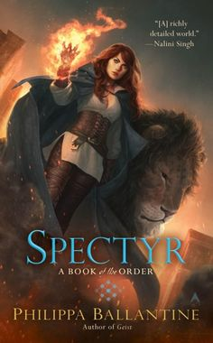 Spectyr Book 2 (Geist is Book 1) By: Philippa Ballantine