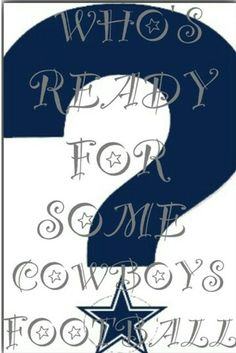 Always! Cowboys Fan 4 Life! ☆