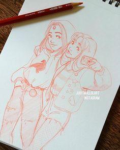 Girlfriends~  #teentitans