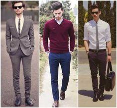 Look Masculino Social: Jovem, Despojado, Infantil, Fotos Super Moda, Casual Chic, Men Casual, Fashion Art, Mens Fashion, Suit Jacket, Menswear, Suits, My Style
