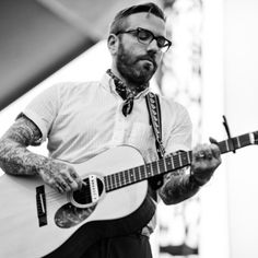 Dallas Green/City and Colour + Alexisonfire Dallas Green, City And Colour, My Favorite Music, Favorite Things, Stylish Men, My Music, Live Music, Beautiful People, Beautiful Men