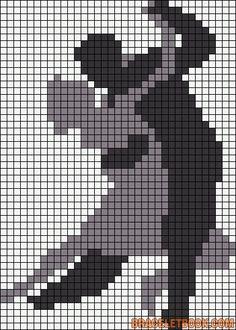 52 Super Ideas for knitting logo design galleries Cross Stitch Music, Cross Stitch Heart, Alpha Patterns, Loom Patterns, Cross Stitch Designs, Cross Stitch Patterns, Cross Stitching, Cross Stitch Embroidery, Graph Paper Art