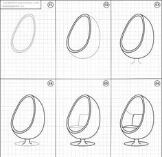 563 best chair drawing images chair drawing art drawings drawings rh pinterest com