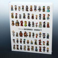 Granblue Fantasy - DEFORMED×WORKS 1 | Otaku.co.uk Kids Room Bed, Japan Games, Xmas Presents, Fantasy, Banner Design, Book Design, Game Art, New Books, It Works