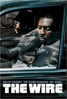 The Wire (Being from Bmore, of course it's one of my favs!)