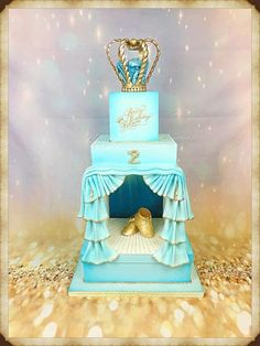Prince cake by Madl créations  by Cindy Sauvage